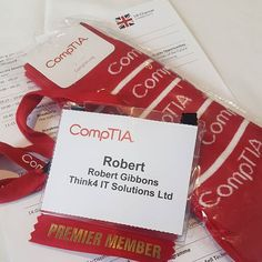 Spent a brilliant day with @CompTIA_EMEA #UKCCBham18 - so much great advice.