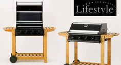 If you're dreaming of hot summer days ahead, get prepared with off the Lifestyle Savannah four-burner hooded gas BBQ. Flame-grilled entertaining in an instant! No more last minute trips to the petrol station for messy & hard to light charcoal. Gas Bbq, Last Minute Travel, Voucher Code, Code Free, Summer Days, Savannah Chat, Trips, Charcoal, Home And Garden