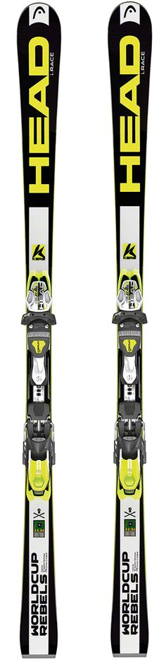 HEAD 2016 World Cup iRace SW Junior Race Skis : Racer Price Lists Available @ARTECHSKI