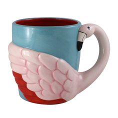 "TMD Holdings ""Flamingo"" 3D Mug"