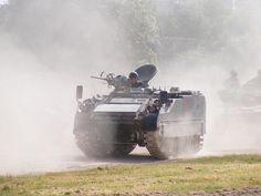 Lynx Tracked Reconnaissance Vehicle