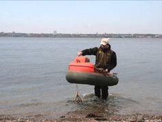 Fliegenfischen an der Ostsee - Pescando en el Mar Báltico - Fly-fishing in the Baltic Sea: