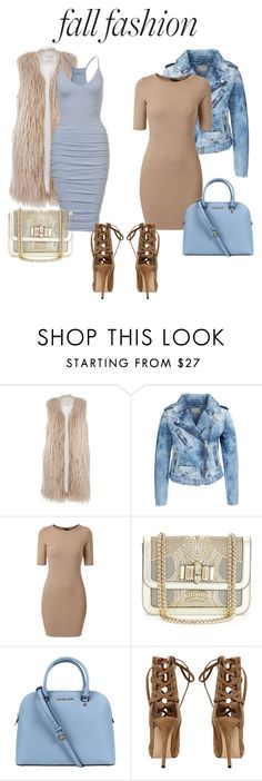 """""""Untitled #72"""" by aantunes921 on Polyvore featuring River Island, Diesel, Christian Louboutin and Michael Kors"""