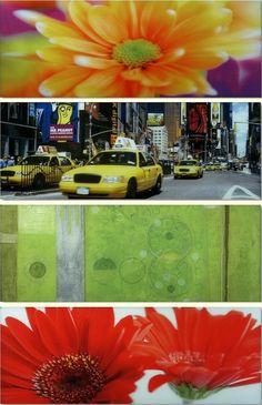 cuadros en cristal de diferentes temas en 125 x 60 cms en www.virginia-esber.es