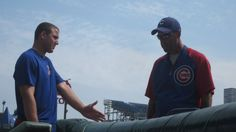 #Cubs Rizzo and Sveum on the fine art of hitting