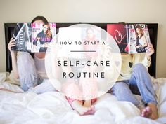 If you feel like you don't have time for self-care, the Power Hour method is the simplest and quickest way to start a self-care routine!