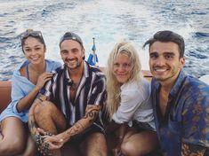 Trip de fou à Mykonos avec Julie-Anne, Renaud, Catherine et Olivier