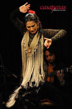 Casa Patas, Flamenco en Vivo, Madrid. Marzo de 2016.
