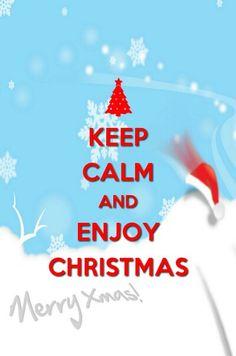 ENJOY CHRISTMAS!