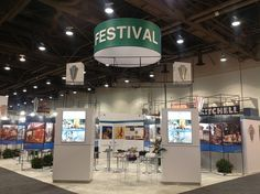 Make a Statement at Trade Shows with Modular Displays from Abstracta