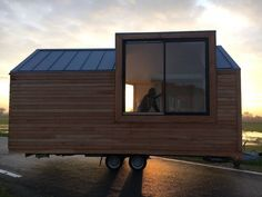 Porta Palace by Woonpioniers | Tiny House Swoon http://woonpioniers.nl/
