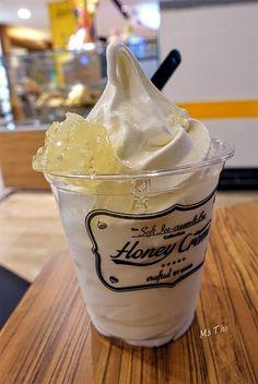 薇の心房園地: 檳城美食: Honey Creme Soft Serve Ice Cream 蜂巢冰淇淋 @ Gur...