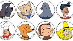 Image result for images for Curious George