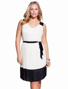 Crinkle Sleeveless Dress