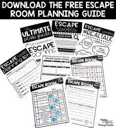 education - Escape rooms are engaging and fun, but can you incorporate them in your primary classroom The answer is yes! Your primary students will love completing break out room activities in school, and you'll love how easy they are to implement They'r Escape Room Diy, Escape Room For Kids, Escape Room Puzzles, Room Escape Games, Escape The Classroom, Classroom Games, Primary Classroom, History Classroom, Breakout Edu