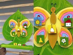 Lepke Hobbit, Clock, Home Decor, Craft, Picasa, Creative, Watch, Decoration Home, Room Decor