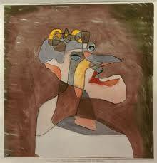 Tekenen en zo: De man met de grote mond - Paul Klee