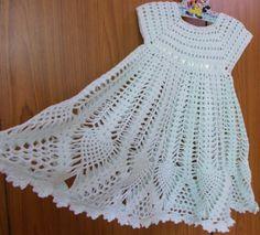 Sweet Nothings Crochet: STUNNING DRESS