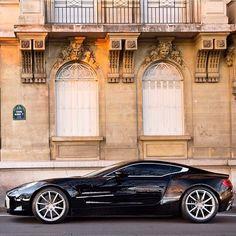 astonmartins_'s photo on Instagram Aston Martin One 77