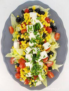 Cobb Salad, Feta, Lunch Box, Recipes, Salad, Recipe, Rezepte, Food Recipes, Recipies