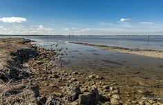 Grevelingenmeer vanuit Battenoord gezien