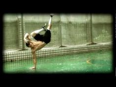 """AlexD - """"Beauty of Tricking"""" - Slow Motion vol.2  #martial #tricking"""