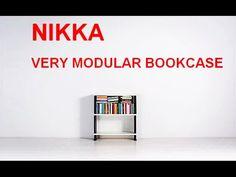 piarotto_bookcases NIKKA. Very modular bookcase VIDEO ! MORE INFO http://www.piarotto.com/en/categoria-prodotto/nikka/ #ecommerce #onlineshop #furnitureonline #piarotto#bookworm     piarotto_bookcases #bookshelves #modular #shelving #etagere #estante #bücherregal #homeoffice #bookshelf #madeinitaly #venezia #arredamento #etsy #etsyshop #etsystore #shelfie #stopmotion #modernliving #ecommerce #onlinefurniture #onlinestore
