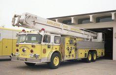 Fire Apparatus, Ambulance, Fire Trucks, Snorkeling, Yellow, House, Diving, Home, Firetruck