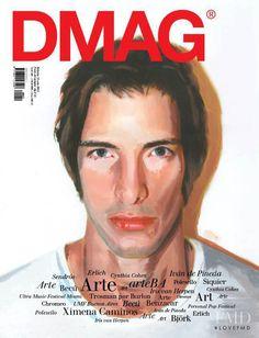 Ivan De Pineda DMAG Argentine May 2012 Magazine Cover