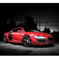 The One & Only Audi R8