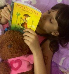 """Alice recentemente ganhou de presente da tia um livro que me fez voltar ao meu tempo de criança. """"Pollyanna"""" foi um dos livros que li…"""