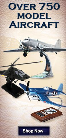 Over 750 aircraft models