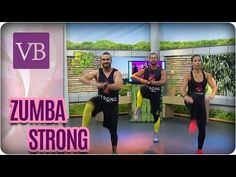 STRONG by Zumba™   Synced Music Motivation Workout - YouTube