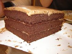 Triple layer Best Ever Chocolate Sandwich 2012