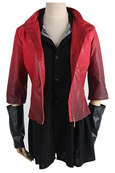 Women's Cosplay Costume Uniform for the Avengers Age of Ultron Scarlet Witch (S) Topcosplay http://www.amazon.com/dp/B00ZHOUEZK/ref=cm_sw_r_pi_dp_nBE5vb0S5WRJ0