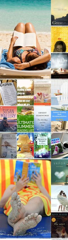 Great Summer Books  Reading Lists