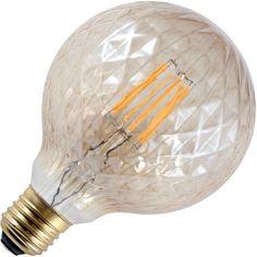 """SPL LED Filament Globe - 5,5W / """"GOLD"""" / DIMBAAR"""