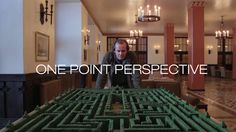 One Point Perspective – Stanley Kubrick (Clip)