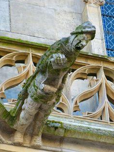 Gargouilles du Palais de Justice de Rouen