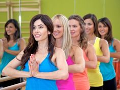 Come engage your core for a full 60 minutes with these ladies @ The Dailey Method Venice!