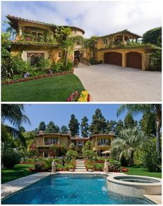 Ten Most Expensive Celebrity Homes for Sale ~ Commercial Property Guide to Building Real Estate Investments