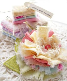 Create Your Beauty fabric floral