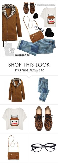 """""""Untitled #2245"""" by deeyanago ❤ liked on Polyvore featuring мода, Wrap и New Directions"""