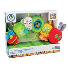 Very Hungry Caterpillar Activity Toy