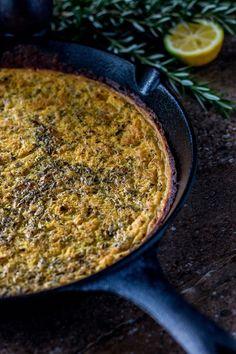 Italian-style+farinata+(socca)+fresh+from+the+oven+(vegan+and+gluten+free).