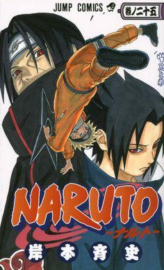 Masashi Kishimoto, Naruto, Itachi Uchiha, Naruto Uzumaki, Sasuke Uchiha