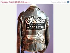 Indian Motorcycle Jacket