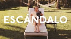 Escándalo: a Cruise 2014 Fashion Film by Karla Colletto  *Inspiration for In-Store Digital with literal storytelling
