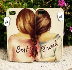 Best Friends Forever Enjoy it, enjoy your time with your bff Its special for you! This account will be for cute things and quotes. Love you guys. Best Friend Cases, Bff Cases, Friends Phone Case, Cute Phone Cases, Iphone Phone Cases, Best Friend Things, Phone Covers, Coque Couple, Coque Ipod