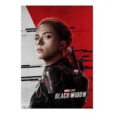 Black Widow Theatrical Art - Natasha Romanoff Poster